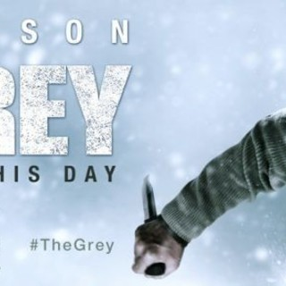 Poster of Open Road Films' The Grey (2012) - the-grey-poster02