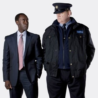 Don Cheadle stars as FBI Agent Wendell Everett and Brendan Gleeson stars as Sergeant Gerry Boyle in Sony Pictures Classics' The Guard (2011) - the-guard-01