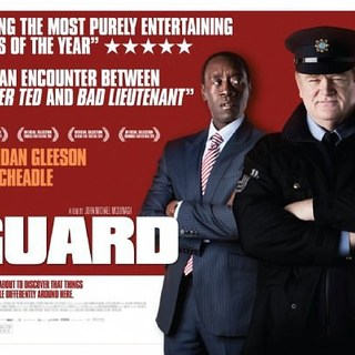Poster of Sony Pictures Classics' The Guard (2011) - the-guard-poster03
