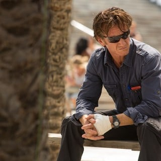 Sean Penn stars as Martin Terrier in Open Road Films' The Gunman (2015)