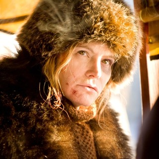 Hateful Eight, The - Jennifer Jason Leigh stars as Daisy Domergue in The Weinstein Company's The Hateful Eight (2015)