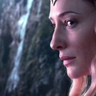 Cate Blanchett stars as Galadriel in Warner Bros. Pictures' The Hobbit: An Unexpected Journey (2012) - the-hobbit-still03