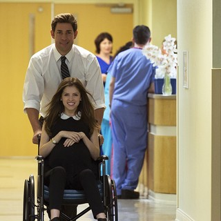 John Krasinski stars as John Hollar and Anna Kendrick stars as Rebecca in Sony Pictures Classics' The Hollars (2016)