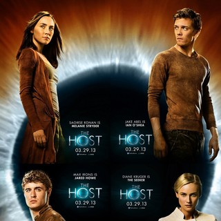Poster of Open Road Films' The Host (2013) - the-host-2013-poster10