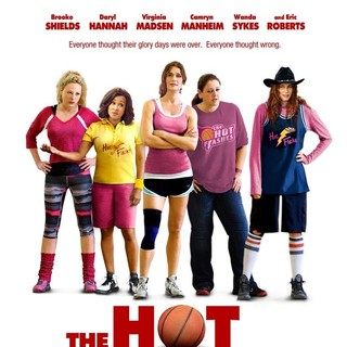 Poster of Lightning Entertainment's The Hot Flashes (2014)