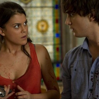 Lindsey Shaw and Landon Liboiron stars as Will in Anchor Bay Films' The Howling: Reborn (2011) - the-howling-reborn04