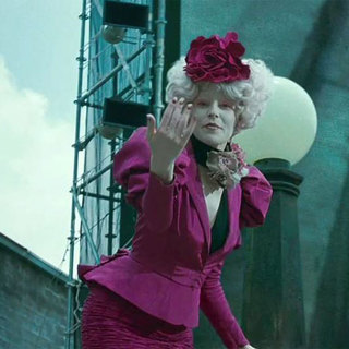 Hunger Games, The - Elizabeth Banks stars as Effie Trinket in Lionsgate Films' The Hunger Games (2012)
