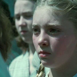 Hunger Games, The - Willow Shields stars as Primrose Everdeen in Lionsgate Films' The Hunger Games (2012)