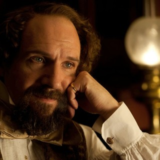 Ralph Fiennes stars as Charles Dickens in Sony Pictures Classics' The Invisible Woman (2013). Photo credit by David Appleby.
