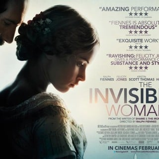 Poster of Sony Pictures Classics' The Invisible Woman (2013)