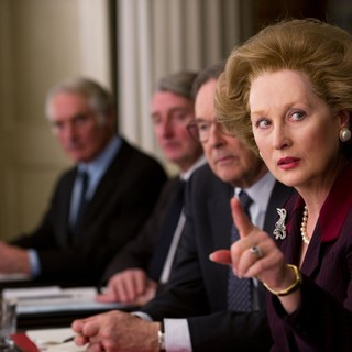 Meryl Streep stars as Margaret Thatcher in The Weinstein Company's The Iron Lady (2012) - the-iron-lady-pic02