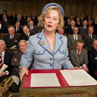 Meryl Streep stars as Margaret Thatcher in The Weinstein Company's The Iron Lady (2012) - the-iron-lady-pic03