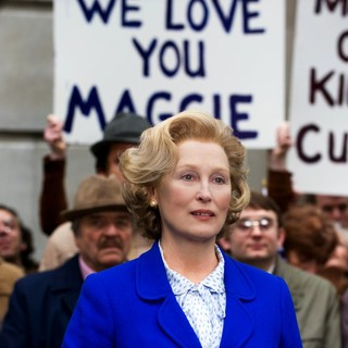 Meryl Streep stars as Margaret Thatcher in The Weinstein Company's The Iron Lady (2012) - the-iron-lady-pic05