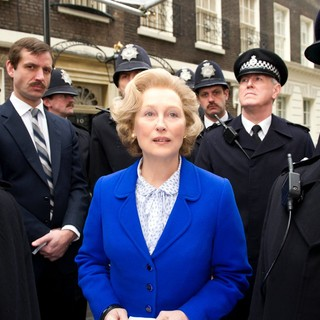 Meryl Streep stars as Margaret Thatcher in The Weinstein Company's The Iron Lady (2012) - the-iron-lady-pic06