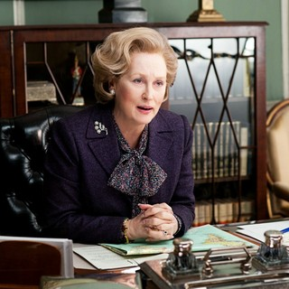 Meryl Streep stars as Margaret Thatcher in The Weinstein Company's The Iron Lady (2012) - the-iron-lady-pic08