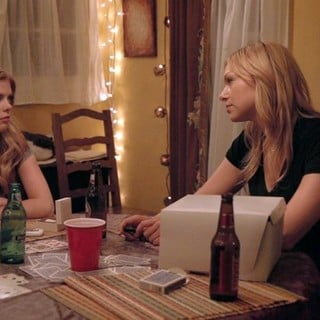 Dreama Walker stars as Penny and Laura Prepon stars as Jennifer in Monterey Media's The Kitchen (2013) - the-kitchen-image01