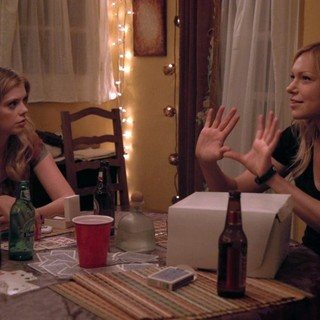 Dreama Walker stars as Penny and Laura Prepon stars as Jennifer in Monterey Media's The Kitchen (2013) - the-kitchen-image02