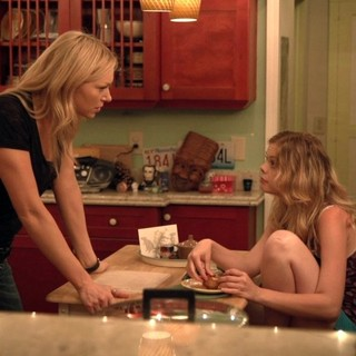 Laura Prepon stars as Jennifer and Dreama Walker stars as Penny in Monterey Media's The Kitchen (2013) - the-kitchen07