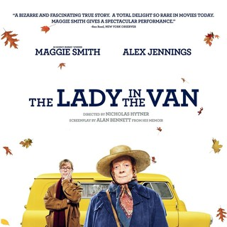 Poster of Sony Pictures Classics' The Lady in the Van (2015)