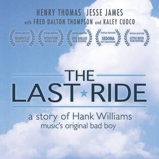 Poster of Mozark Productions' The Last Ride (2012)