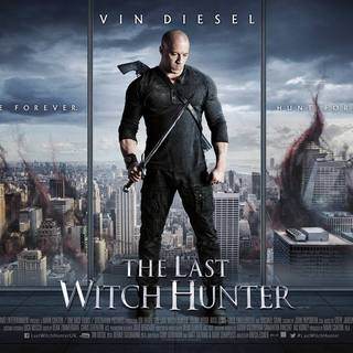 Last Witch Hunter, The - Poster of Summit Entertainment's The Last Witch Hunter (2015)