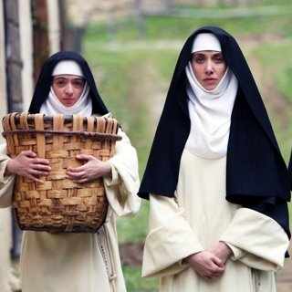 Kate Micucci, Alison Brie and Aubrey Plaza in Gunpowder & Sky's The Little Hours (2017) - the-little-hours02