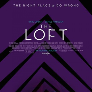 Poster of Open Road Films' The Loft (2015)