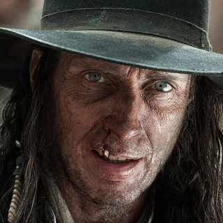 Lone Ranger, The - William Fichtner stars as Butch Cavendish in Walt Disney Pictures' The Lone Ranger (2013)