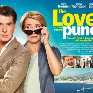 Poster of Ketchup Entertainment's The Love Punch (2014)