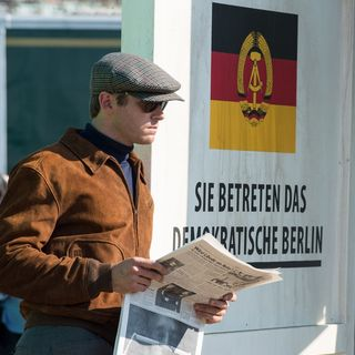 Man from U.N.C.L.E., The - Armie Hammer stars as Illya Kuryakin in Warner Bros. Pictures' The Man from U.N.C.L.E. (2015)
