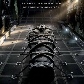 Mummy, The - Poster of Universal Pictures' The Mummy (2017)