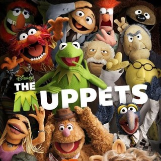 Poster of Walt Disney Pictures' The Muppets (2011)