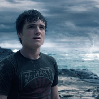 Journey 2: The Mysterious Island - Josh Hutcherson stars as Sean Anderson in Warner Bros. Pictures' Journey 2: The Mysterious Island (2012)
