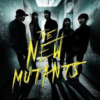 Poster of 20th Century Fox's The New Mutants (2020)