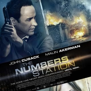 Numbers Station, The - Poster of Image Entertainment's The Numbers Station (2013)