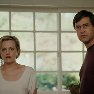 Elisabeth Moss and Mark Duplass in RADiUS-TWC's The One I Love (2014)