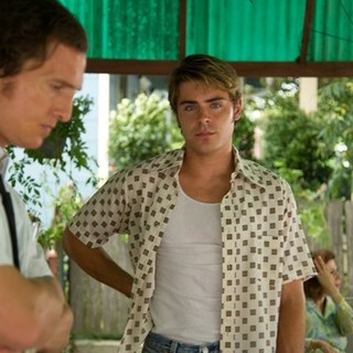 Matthew McConaughey stars as Ward James and Zac Efron stars as Jack James in Millennium Entertainment's The Paperboy (2012) - the-paperboy-img02