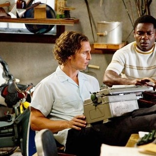 Matthew McConaughey stars as Ward James and David Oyelowo stars as Yardley Acheman in Millennium Entertainment's The Paperboy (2012) - the-paperboy-pic04