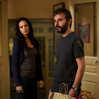 Berenice Bejo stars as Marie and Ali Mosaffa stars as Ahmad in Sony Pictures Classics' The Past (2013)