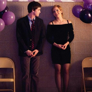 Logan Lerman stars as Charlie and Emma Watson stars as Sam in Summit Entertainment's The Perks of Being a Wallflower (2012)