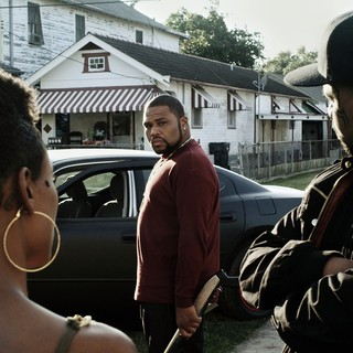 Anthony Anderson stars as Junkshow in Steelyard Pictures' The Power of Few (2013)