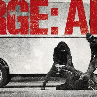 Poster of Universal Pictures' The Purge: Anarchy (2014)