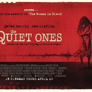 Poster of Lionsgate Films' The Quiet Ones (2014)