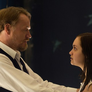 Jared Harris stars as Professor Coupland and Jane Harper in Lionsgate Films' The Quiet Ones (2014)