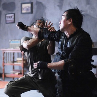 A scene from Sony Pictures Classics' The Raid: Redemption (2012)