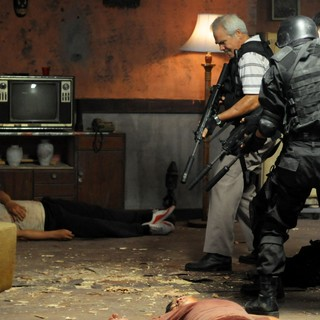 Pierre Gruno in Sny Pictures Classics' The Raid: Redemption (2012)