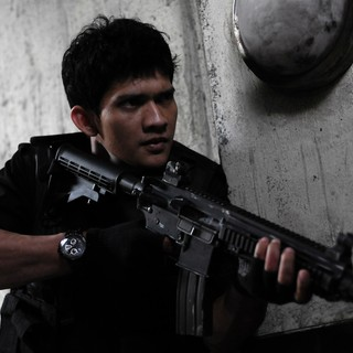 Iko Uwais stars as Rama in Sony Pictures Classics' The Raid: Redemption (2012)