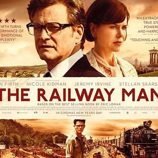 Railway Man, The - Poster of The Weinstein Company's The Railway Man (2014)