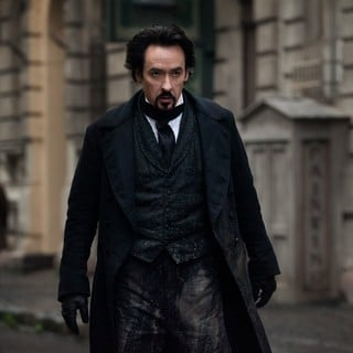 John Cusack stars as Edgar Allan Poe in Relativity Media's The Raven (2012)