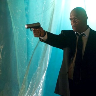 Samuel L. Jackson stars as Foley in IFC Films' The Samaritan (2012)